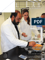 Calibration Lab magazine