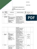 Planificare CLS 6