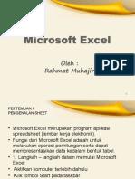 Materi Excel