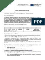 Convocatòria ordinaria per a la Certificació Professional Operacions de vigilància i extinció incendis forestals i recolçament a contingències en el medi rural