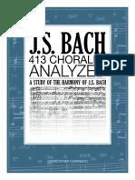 Bach Corali Analisi