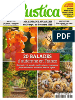 Rustica 28 Septembre 2018