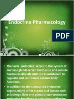 13-14. Endocrine Pharmacology(1)