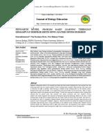 2. Pengaruh Model Pbl