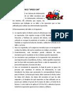 EJERCICIO - Taller Mecanico