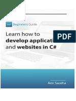 .NET Beginners Guide