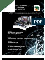 Doc Pagina Web