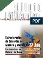 20501-16 CONSTRUCCIONES de MADERA Y de HIERRO Estructuración de Cubiertas de Madera y Accesorios