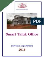 Smart Taluk Office Kerala Land Revenue Department Proposal