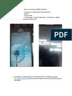 Quitar Patrón o Pin de Bloqueo en Un Samsung