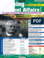 Banking and Current Affairs Update-English-september 2018 [Www.estore33.Com]