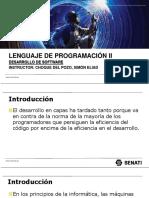 Diseña Aplicación Con Patrón NCAPAS - 01