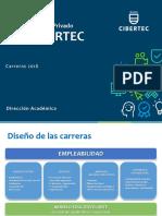 CIBERTEC - Carreras de Tecnología 2018