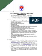Syarat Dan Sistematika Proposal Wmp 2017 (New)
