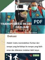 Transportasi Dan Evakuasi (by m.fithri.skep,Ns)