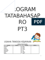 Latihan Tatabhs Pt3 2018
