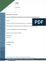 Methodology for Repair