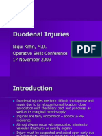 RTC DUODENAL INJURY 2.ppt