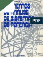 Elementos de Análise de Sistemas de Potência 4ed - Stevenson