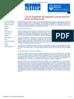 Dossier - Informe de La Comisión..