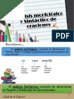 Ppt.-Apoyo-clase-de-lenguaje.-Análisis-morfológico-y-Sintáctico-de-oraciones (1).ppsx