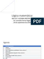 Presentacion Powerpoint MODULO LOGICA