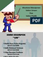 ASP Akuntansi Manajemen
