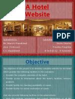 Sunshine Hotel Website.pptx