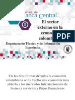 Examen Estadístico Comercio Mundial 2016