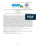 ACETIC ACID REMOVAL FROM DILUTE AQUEOUS SOLUTIONS USING ZEOLITE 13X[#305990]-345597.pdf