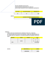 Transmission Line Parameters Spreadsheet