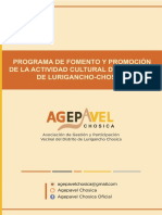 Programa de Fomento y Promoción de La Cultura (1)
