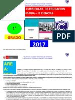 1º Programa Curricular de Primaria 1 Grado Fred