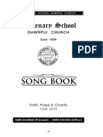 CSDC Song Book 2018 Edition