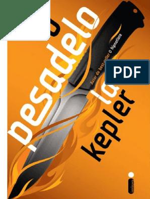 b8ba0b6f3870 O Pesadelo - Lars Kepler 2.pdf | Boats | Sweden