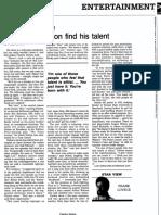 Charles Dutton interview