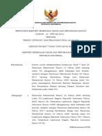 PermenPUPR10-2018-Tempat Istirahat Dan Pelayanan Pada Jalan Tol