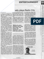 Liza Minnelli interview (1992)