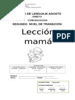 Prueba Leccion Mama Septiembre (1)