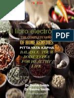Guía de Healthise Vata, Pitta, Kapha [Spanish]