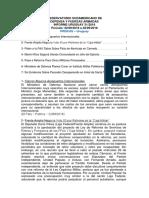 Informe Uruguay 31-2018