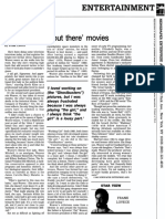Sigourney Weaver interview
