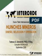 Winches Mineros