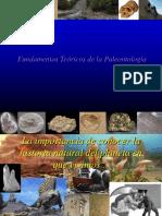 A1. La Paleontología