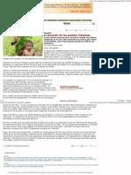 17-5-2007 El etnocidio de los pueblos indígenas