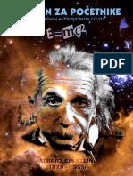 Albert Einstein - Za pocetnike.pdf