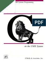 Using C int Unix System