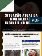 Mortalidade Infantil no Brasil (1).pptx