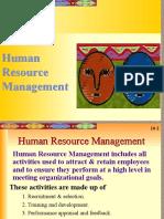 9 Building Human Resources