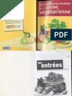 Les Meilleures Recettes de la Cuisine Végétarienne